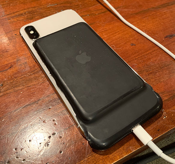 iphone xs smart case