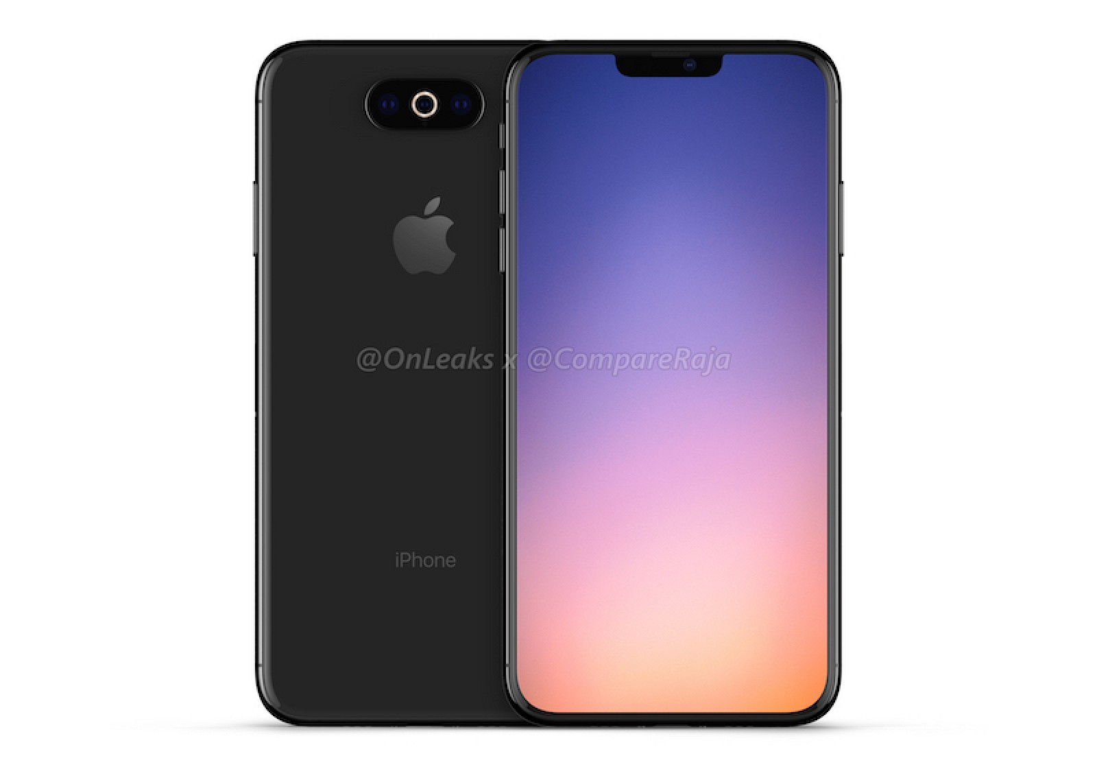 timeless design 2d012 f2030 Triple-Lens Cameras Coming to 2019 iPhone, 2020 iPhones and iPads to ...