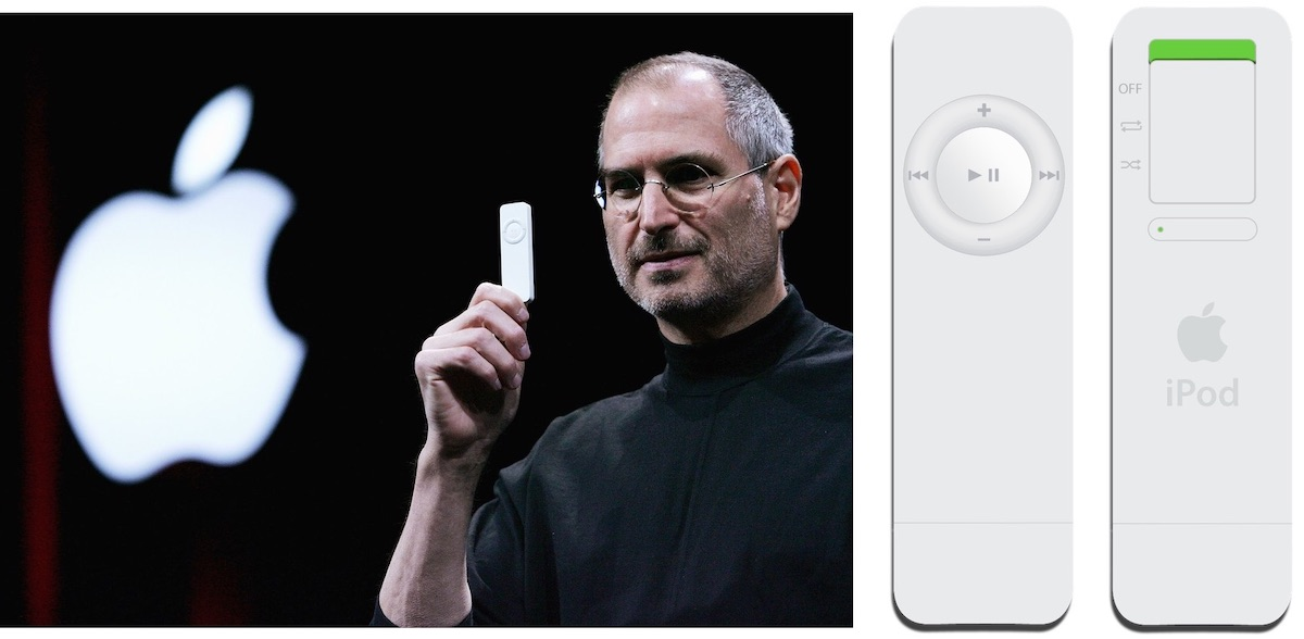 photo of First-Generation iPod Shuffle Turns 14 Today image