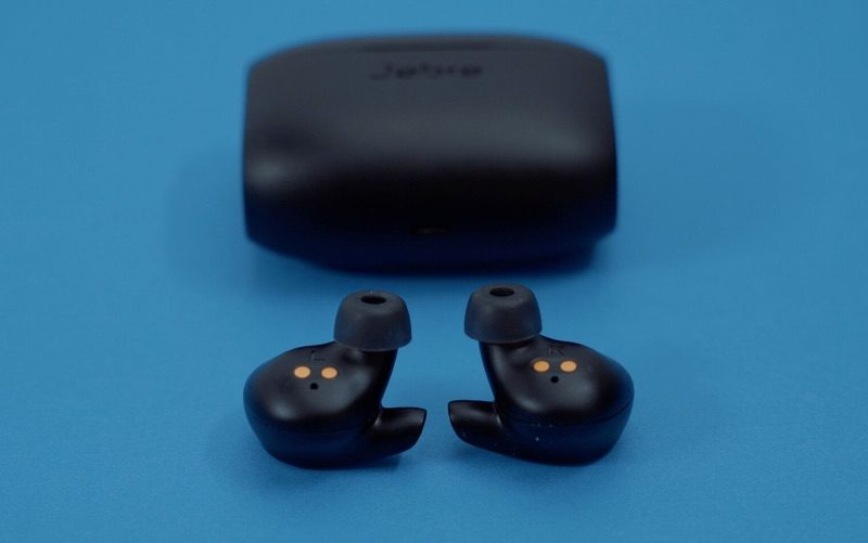 Apple's AirPods vs  Jabra's Elite 65t Wire-Free Earbuds
