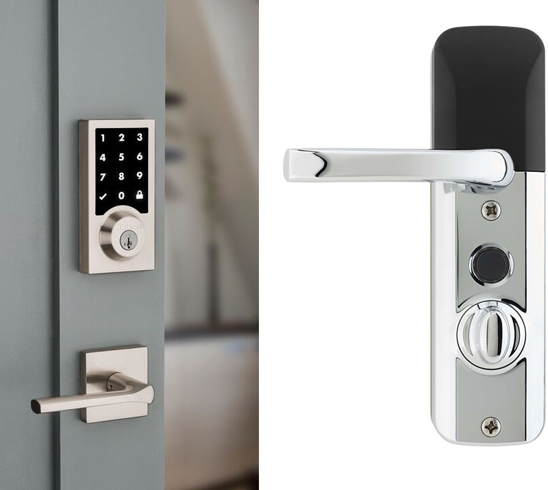 Ces 2019 Kwikset And Mighton Announce New Homekit Enabled
