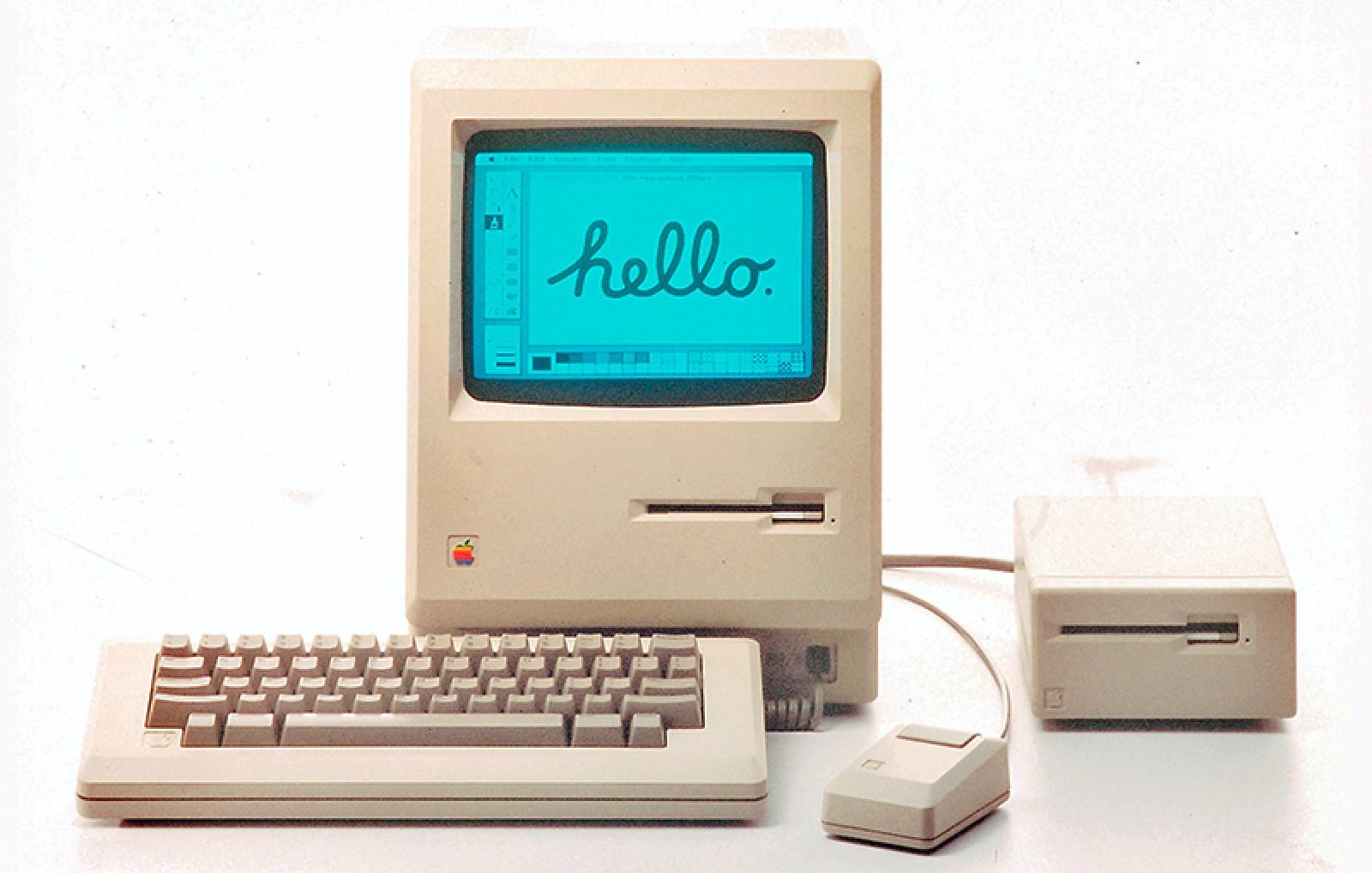 Macintosh Turns 35 - MacRumors