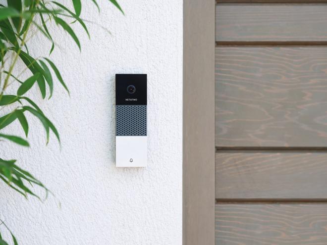CES 2019: Netatmo Announces Smart Video Doorbell With