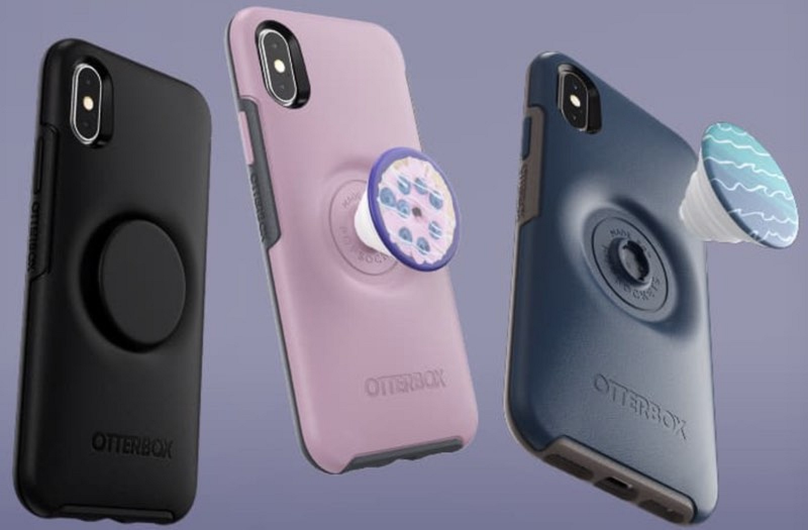 best service 96462 6cd6c CES 2019: OtterBox Teams Up With PopSockets for New 'Otter + Pop ...