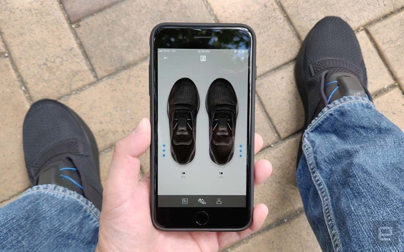 d84d6af40d05a1 Puma Debuts  330 iPhone-Connected Self-Lacing Sneakers to Compete ...