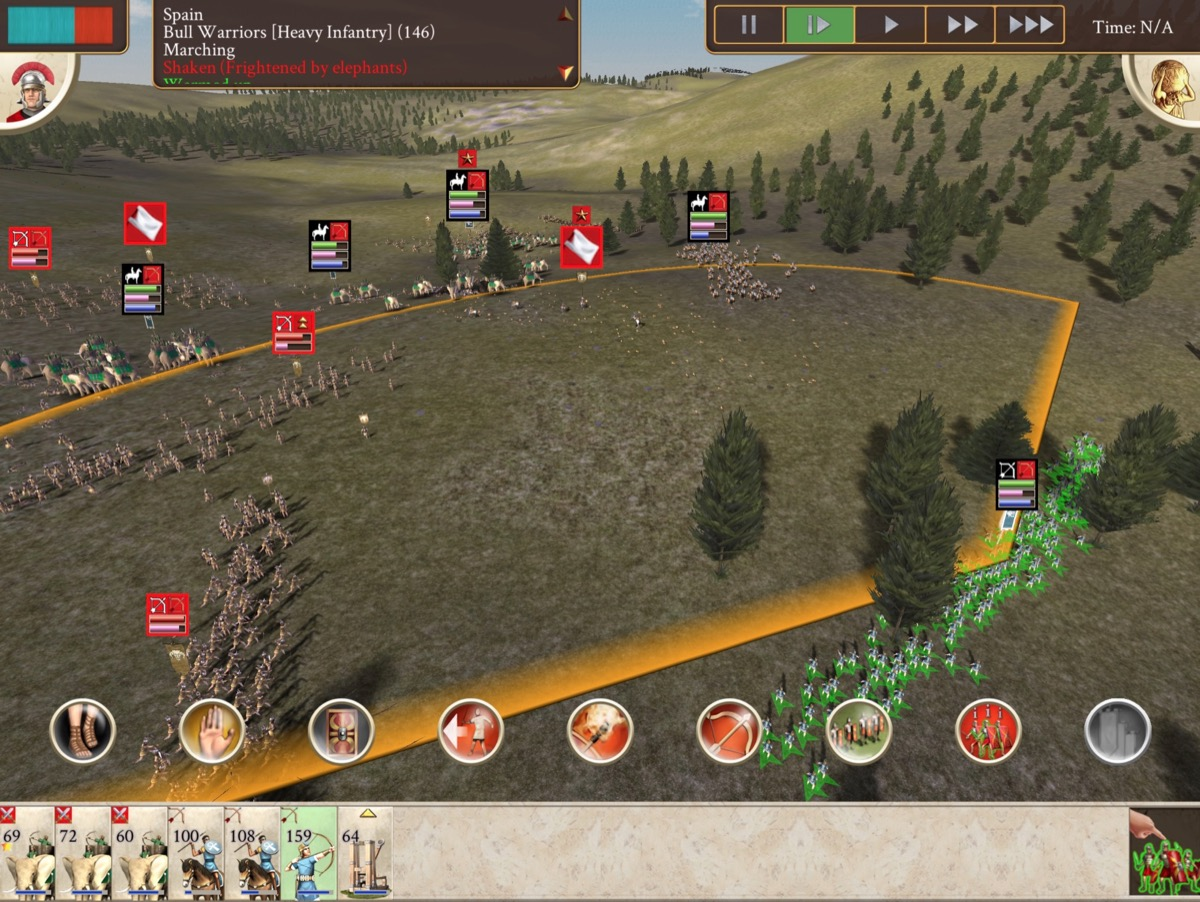 Rome: Total War' iOS Update Brings New Playable Factions and Game