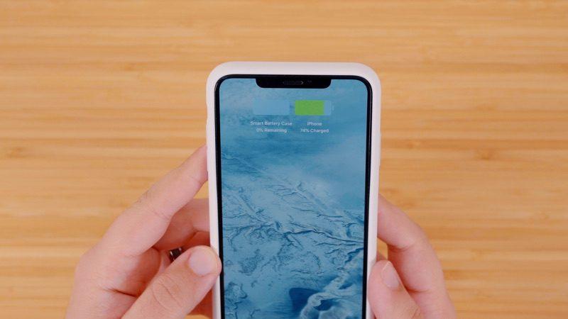 Apple Smart Battery Case Guide - MacRumors