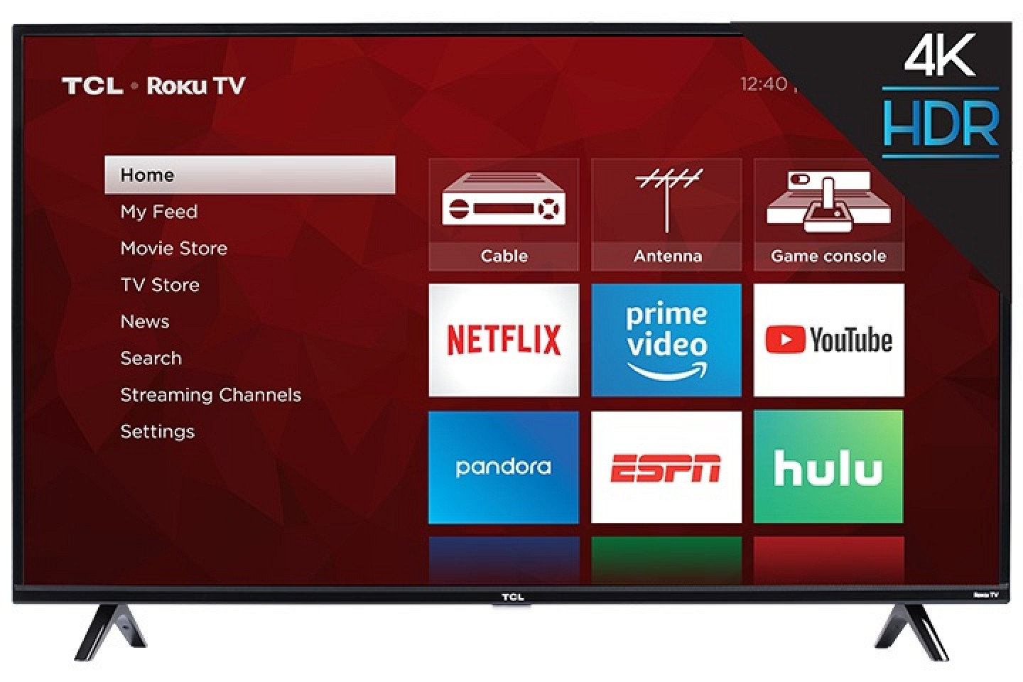 photo of TCL on AirPlay-2 Enabled TVs: 'We Are Currently Committed to Roku' image