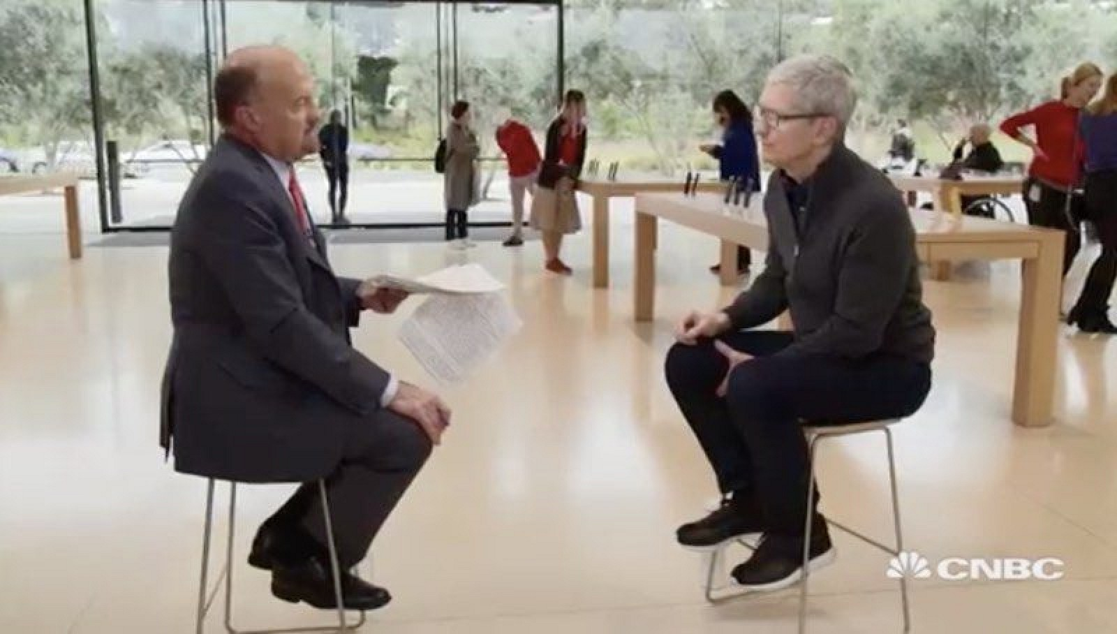 Apple CEO Tim Cook: Apple's 'Ecosystem Has Never Been Stronger' and Long-Term Health Has 'Never Been Better' thumbnail
