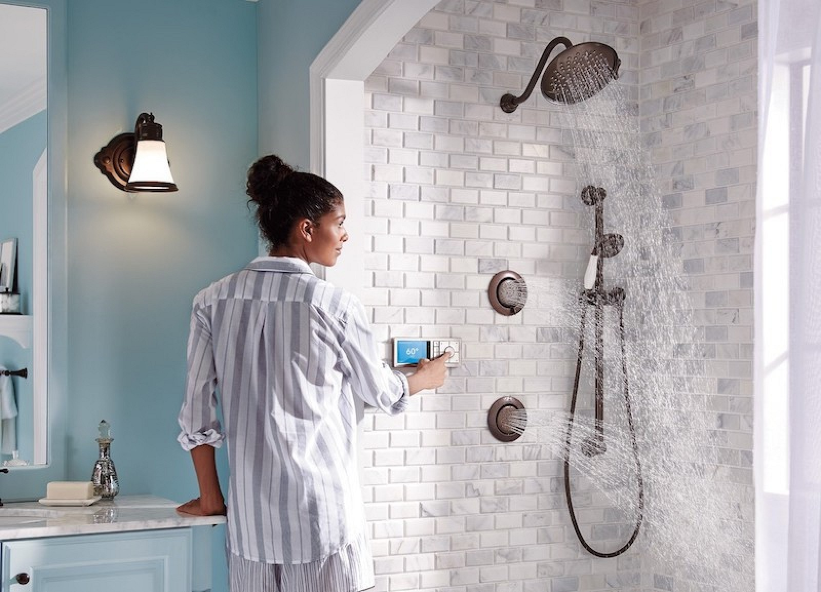 Ces 2019 U By Moen Smart Shower Set To Gain Long Promised