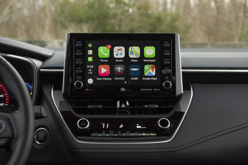 Best Music Player For Android 2020 Toyota Corolla is Finally Getting CarPlay   MacRumors