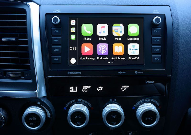 Toyota Expanding Carplay To 2020 Tacoma Tundra Sequoia
