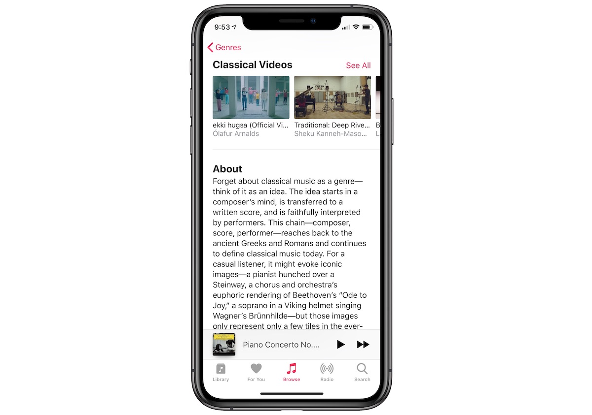 Classical Music on Apple Music: What's Wrong and How Apple