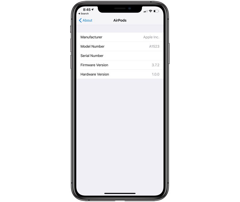 bc0085e5935 How to Update Your AirPods - MacRumors