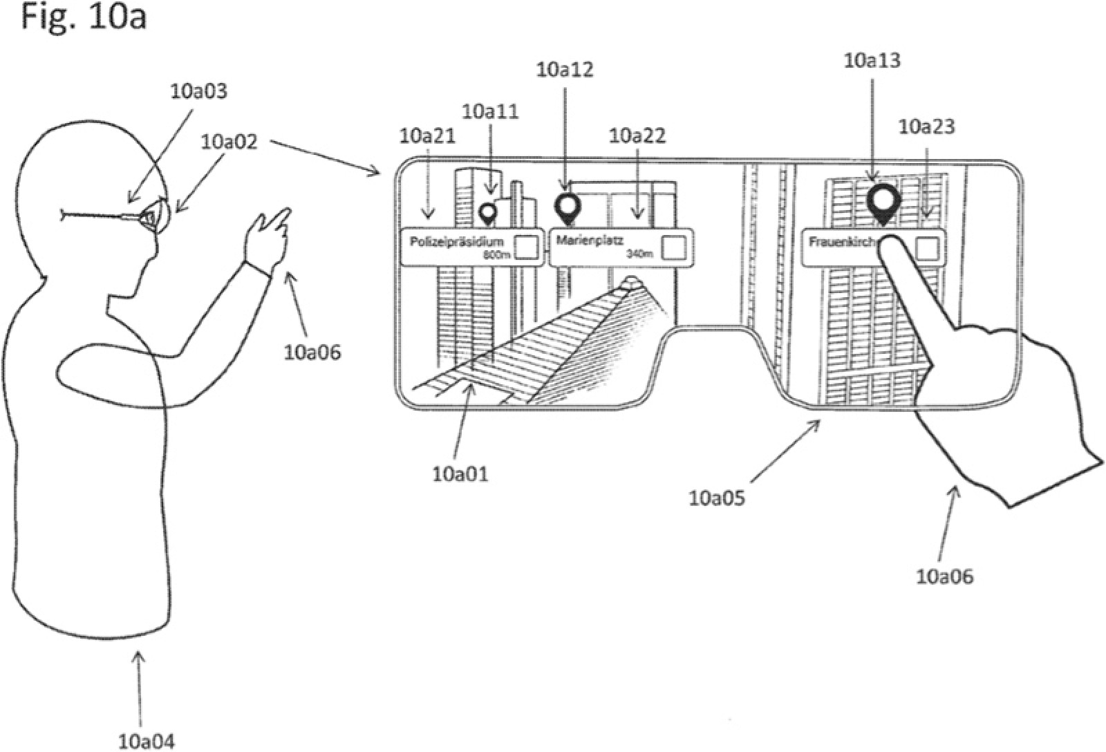 Apple Outlines How Augmented Reality Glasses Could Overlay