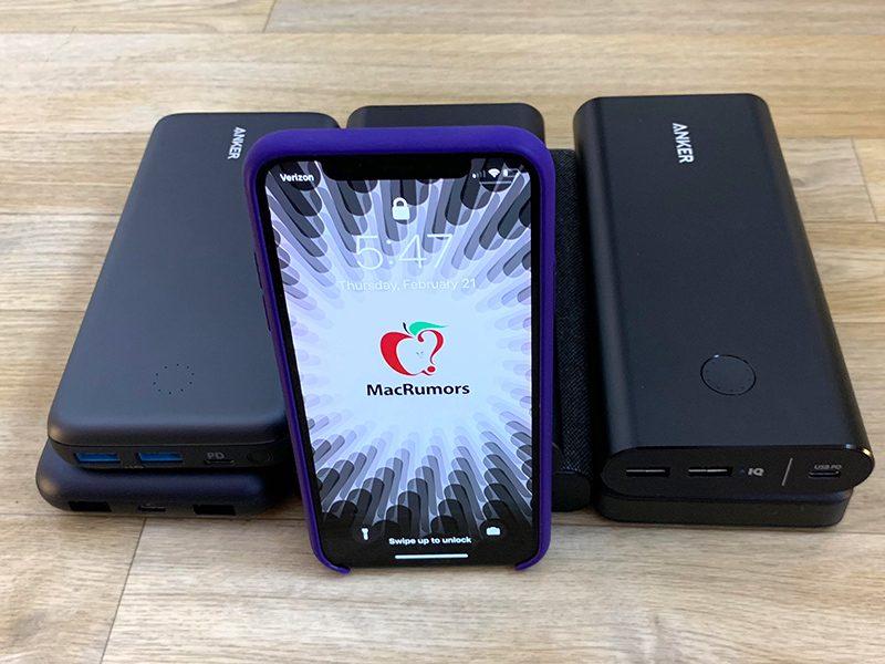 Best High Capacity USB-C Battery Packs - MacRumors