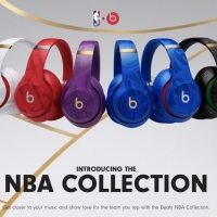 c9a04b66e16 Apple's Beats by Dre Brand Unveils New NBA Collection