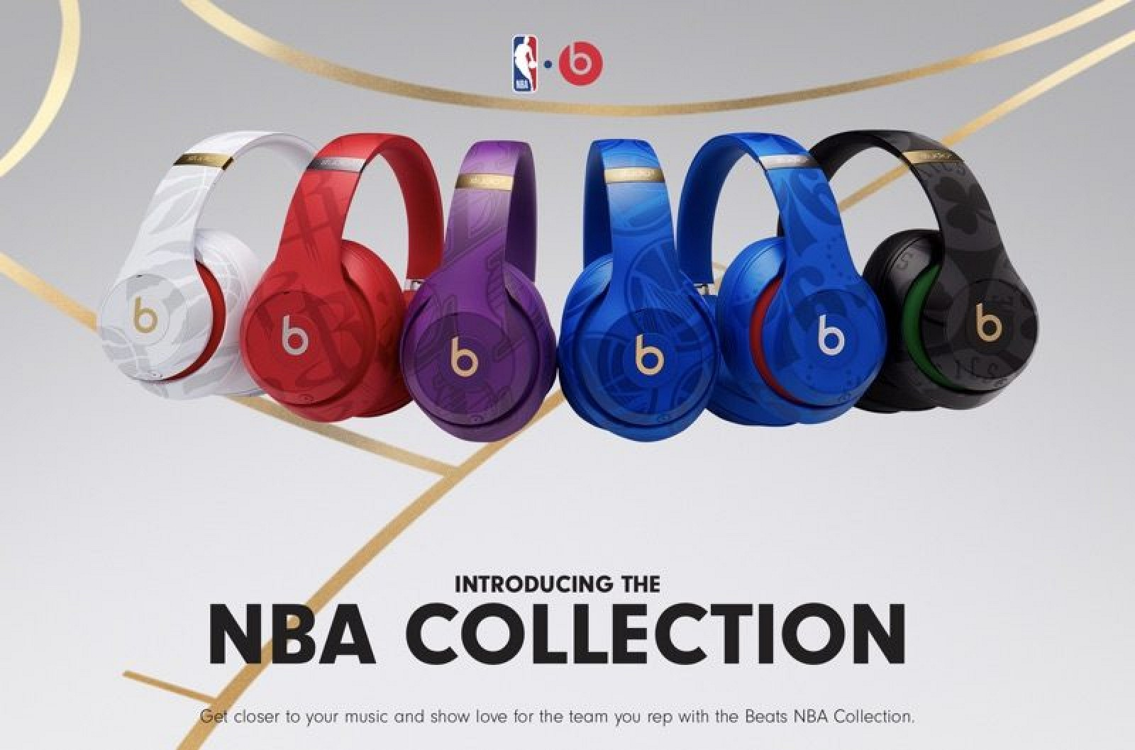 c68b634f371 Apple's Beats by Dre Brand Unveils New NBA Collection - MacRumors