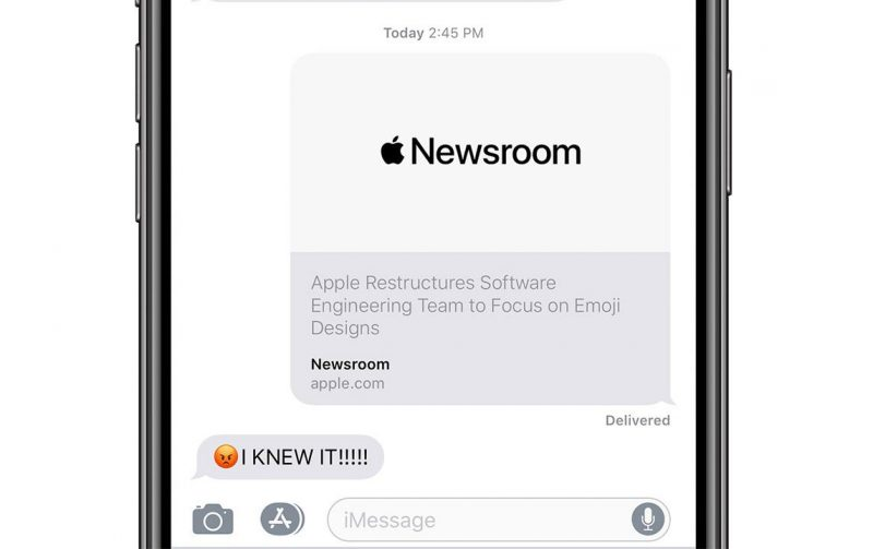 Fun iOS Safari Bug Lets You Trick Your Friends With Fake Website