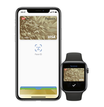 Carte Credit Hsbc Canada.Apple Pay Expands To Bnp Paribas And Hsbc Banks In France Macrumors