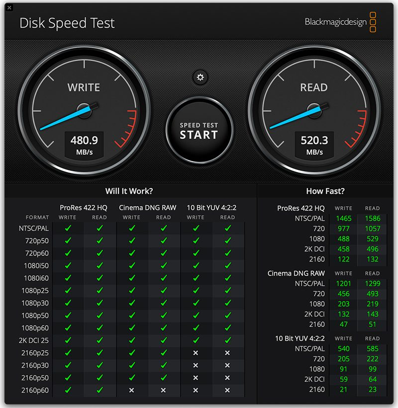 LaCie Mobile SSD Review - MacRumors