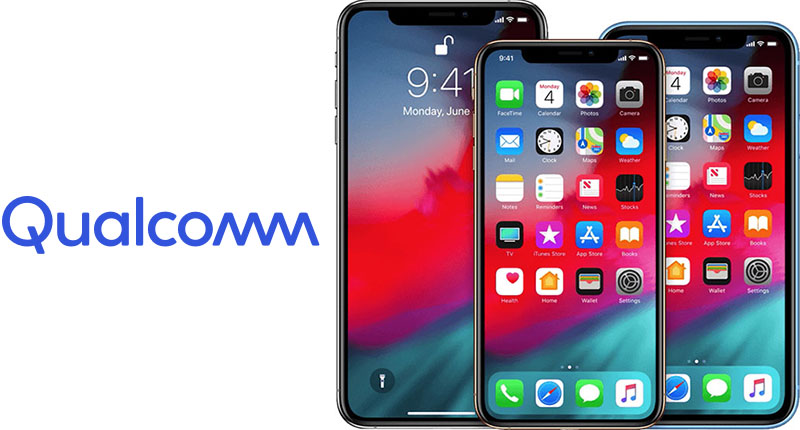 70c18f402d7 ... analysts at investment bank Barclays said that while they originally  thought Qualcomm had an opportunity to supply the 5G modems to Apple, ...