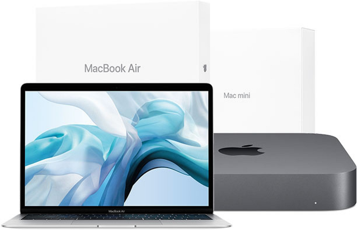 Apple Begins Selling Refurbished 2018 MacBook Air and Mac Mini Starting in UK