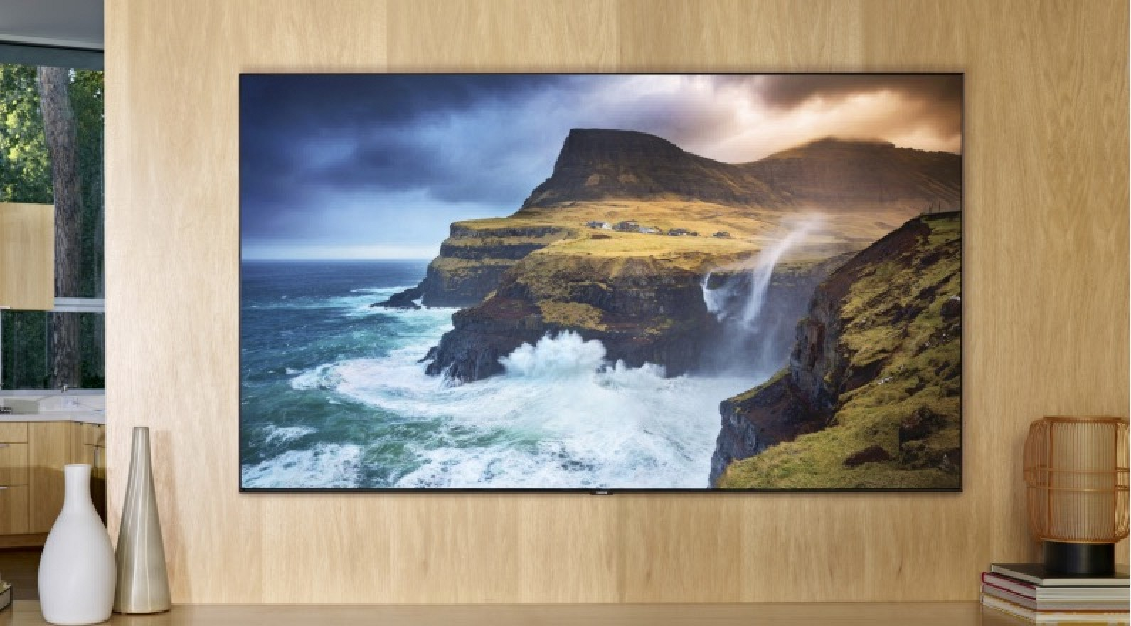photo of Samsung's 2019 AirPlay 2-Compatible QLED TVs Now Available for Purchase image