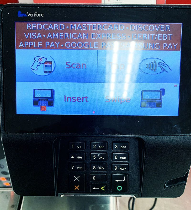 91386ca28c5 ... a story about the rollout that was picked up on Reddit, where some  commenters said that Apple Pay was not yet available at their local Target  stores, ...
