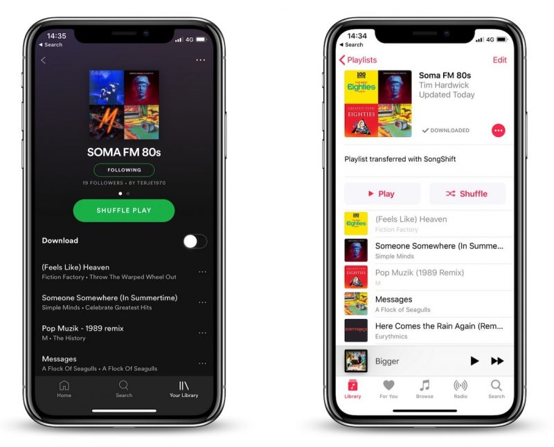 How to Transfer Your Spotify Playlists to Apple Music