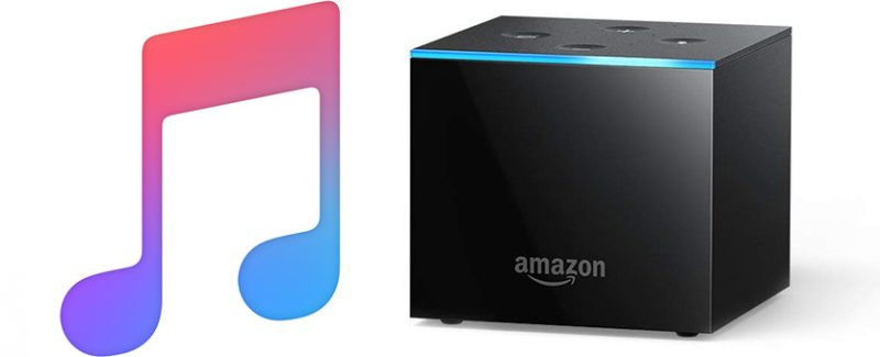 Apple Music comes to Fire TV