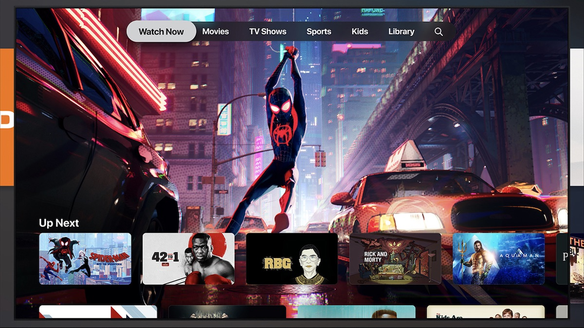 Apple Reveals Redesigned Apple TV App With 'Apple TV