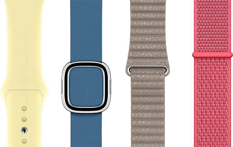8ad658319e3c Apple Watch Bands Begin Selling Out Ahead of Probable Spring 2019 Refresh