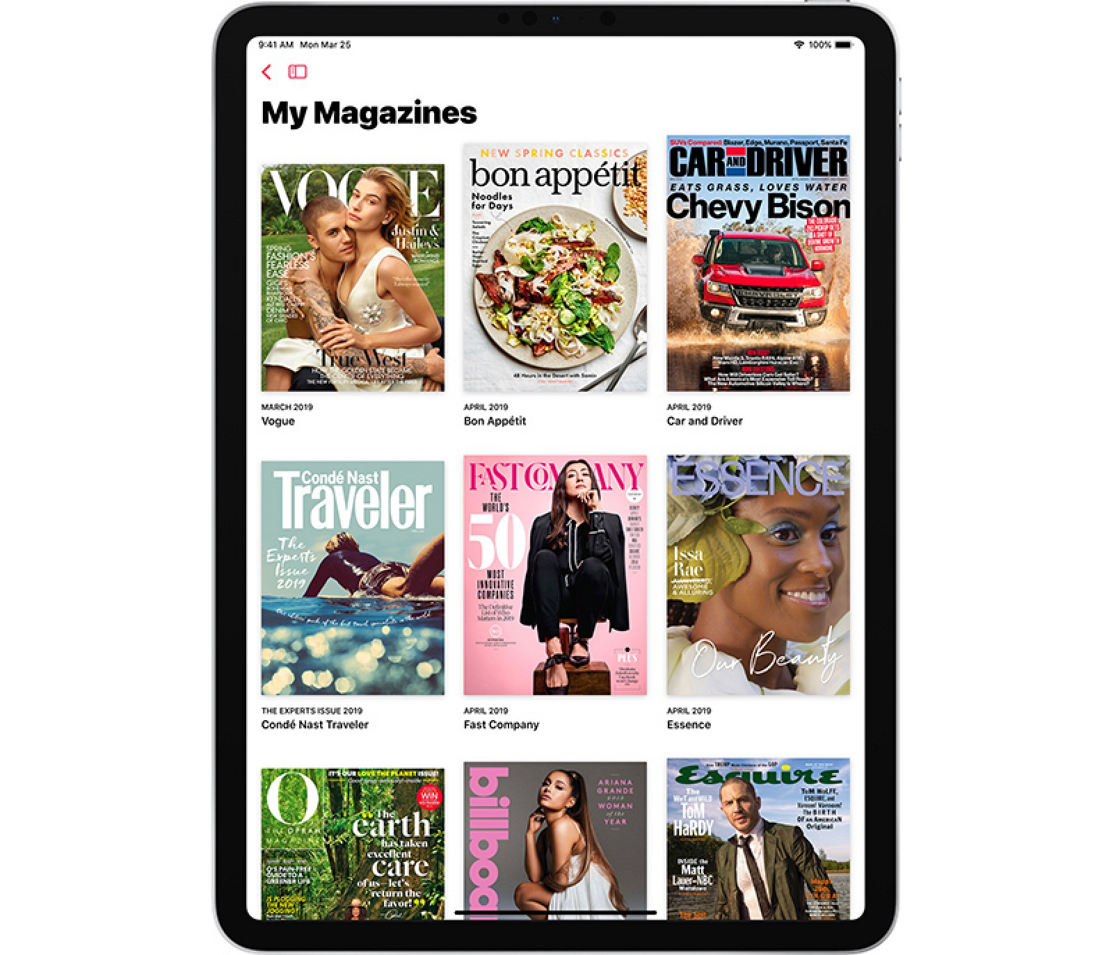 How to Add a Magazine to 'My Magazines' in Apple News+ - MacRumors