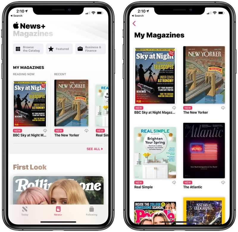 Apple News+ Guide: Everything You Need to Know - MacRumors