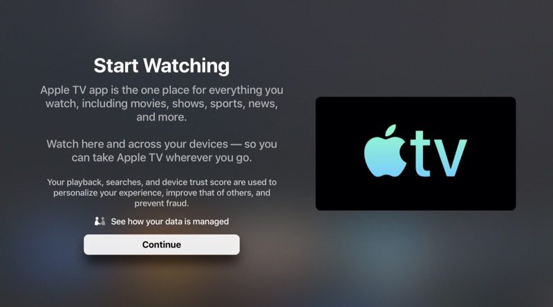 iOS 12 3 and tvOS 12 3 Betas Introduce Apple's New TV App