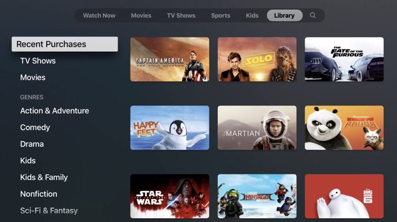 Hands-On With Apple's New TV App in iOS 12 3 and tvOS 12 3 - MacRumors