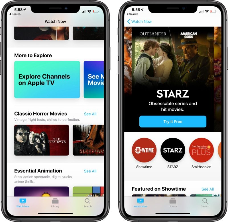 Apple Seeds Fifth Beta of iOS 12 3 With New TV App to