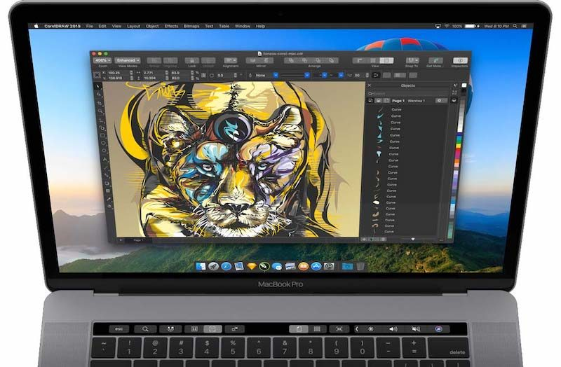 CorelDRAW Returns to Mac After Nearly 20 Years With macOS