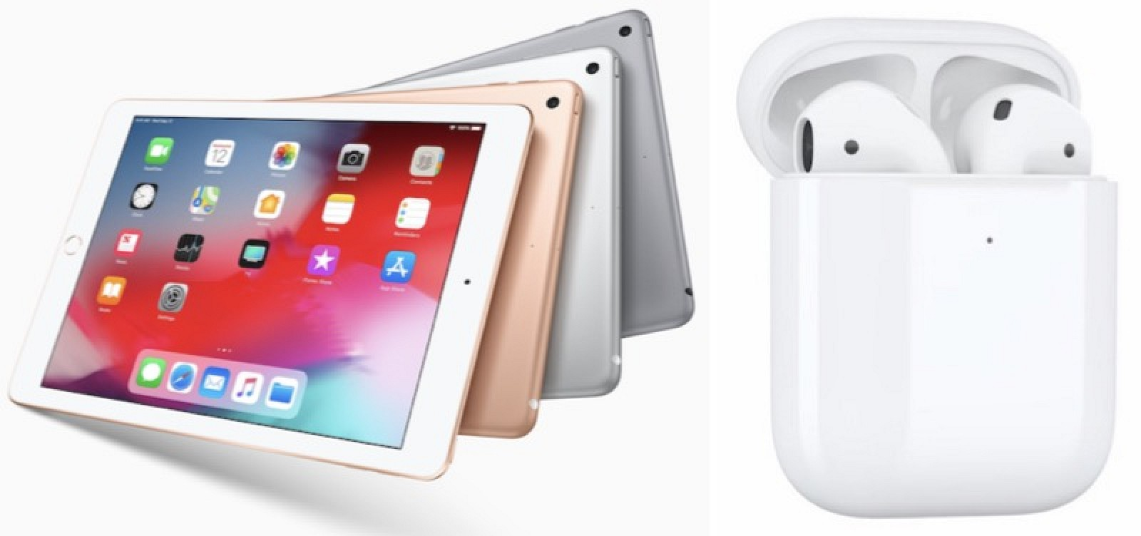 3036198fa57 Apple Suppliers 'Gearing Up for Mass Production' of Updated iPad and AirPods