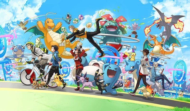 Pokémon Mobile Games Have Earned $2 5 Billion Total, Mostly