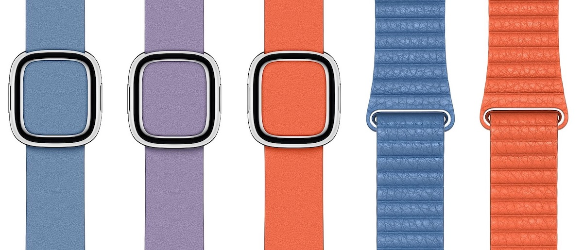 Apple Launches New Spring Colors for iPhone Cases and Apple Watch