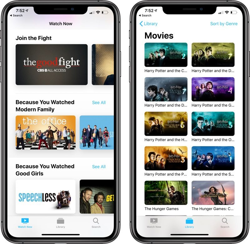 Apple Seeds Second Beta of iOS 12 3 With New TV App to