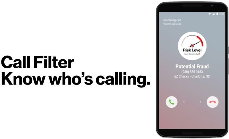 Verizon Launches Free Version of Call Filter Service for