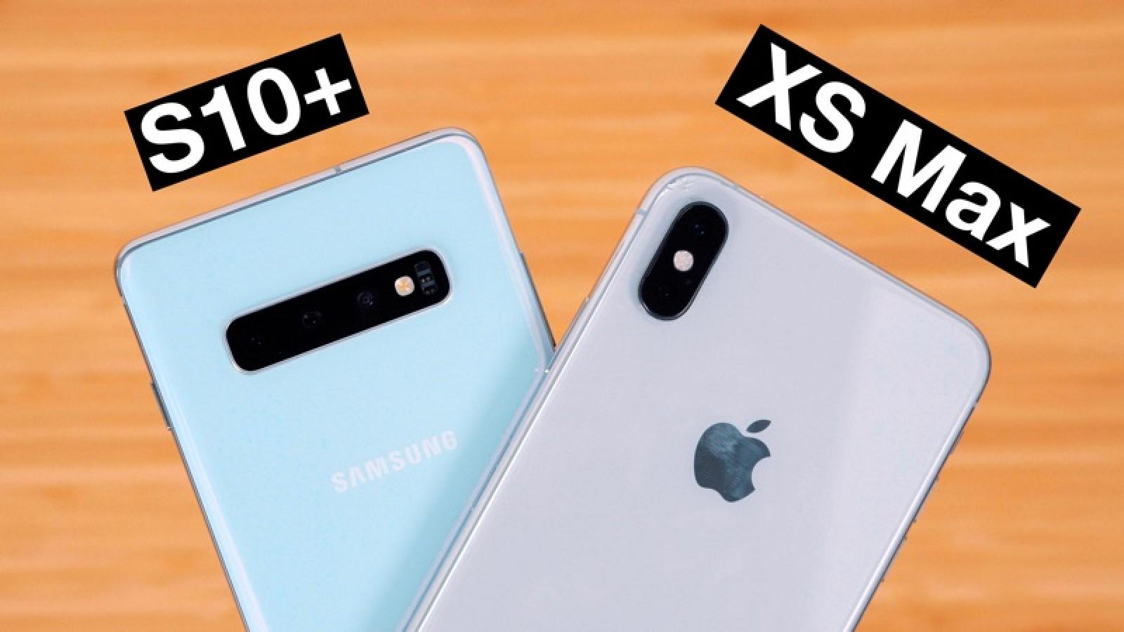 Camera Comparison: IPhone XS Max Vs. Samsung Galaxy S10