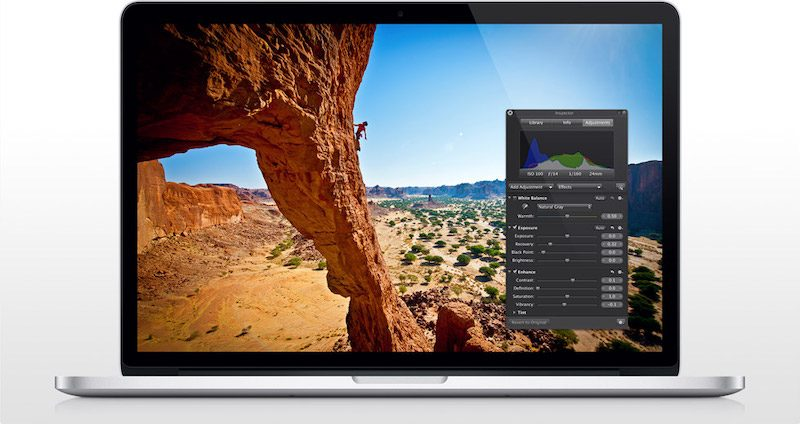 Apple Says Aperture Won't Run in Future macOS Versions After