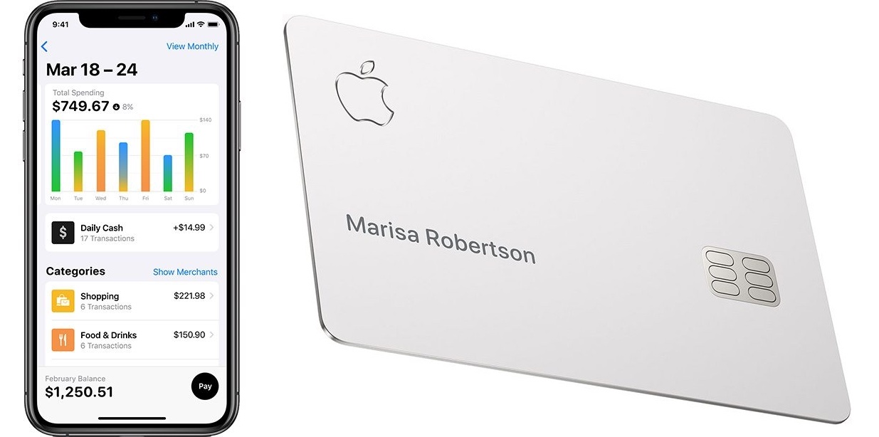 Apple Card Rolling Out Today to Limited Number of Customers - MacRumors