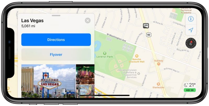 Apple Maps Gains Detailed Terrain Features for Arizona, New Mexico ...