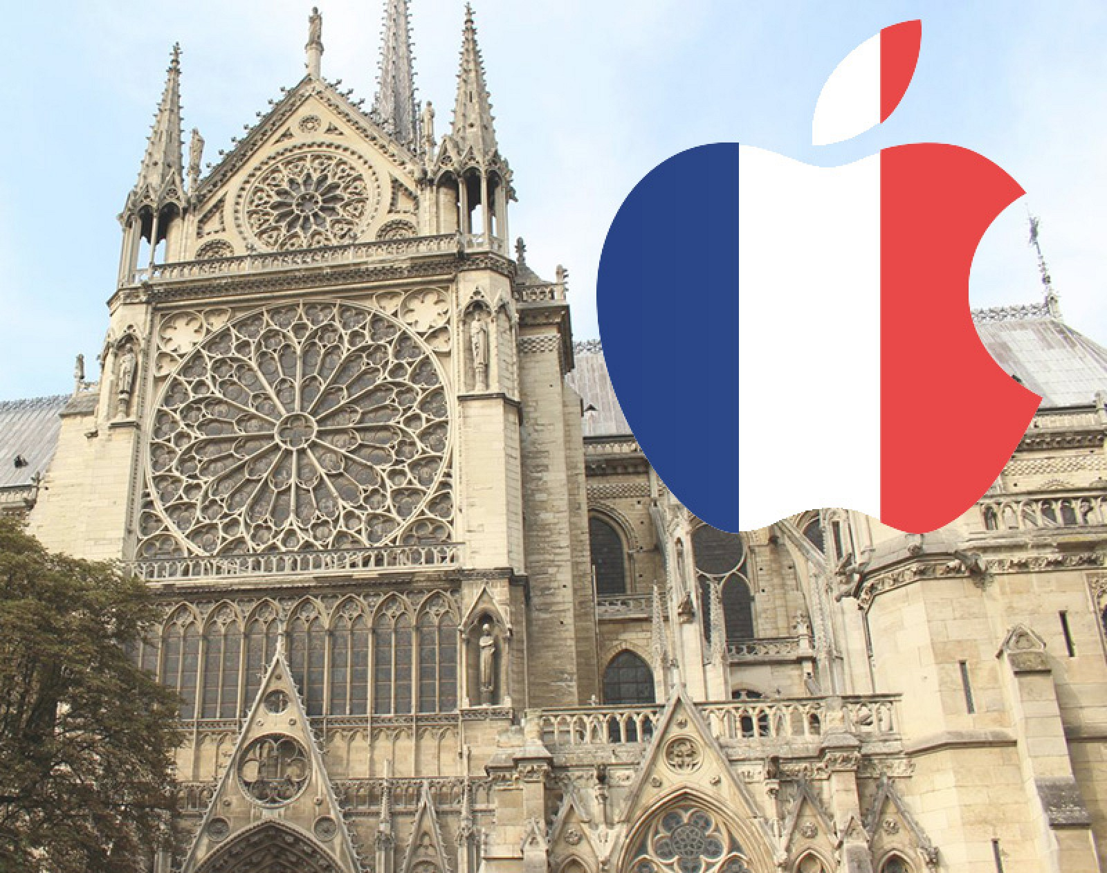 Apple Donating to Notre Dame Rebuilding Efforts in Paris After Historic Cathedral Damaged in Fire