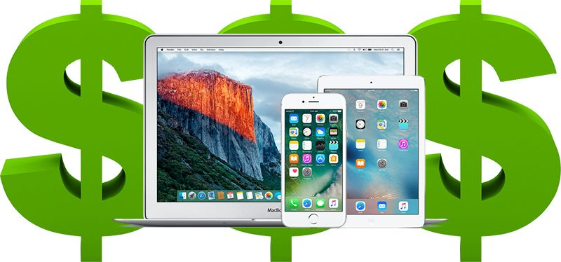 Apple Trade-In: Getting the Most Money for Your iPhone, iPad, or Mac
